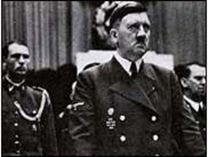 Hitler'in ordusunda 150 bin Yahudi